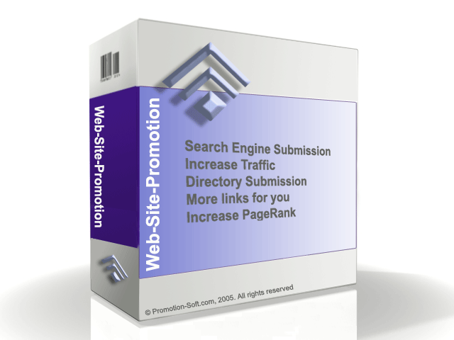 WebSite Promotion  software